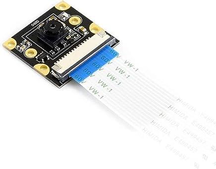 Waveshare 8MP IMX219-77 Camera Module 3280 × 2464 Resolution with 8 Megapixels IMX219 Sensor Supports NVIDIA Jetson Nano Developer Kit - Trova i prezzi più bassi