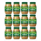 Plochman's Kosciusko Mustard, Beer, 9-Ounce Spoonable Barrels (Pack of 12)