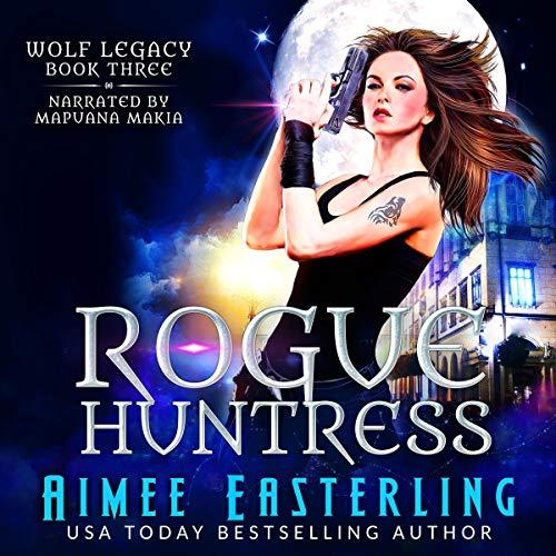 Couverture de Rogue Huntress