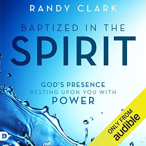 Baptized in the Spirit cover art