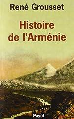 Histoire de l'Arménie de René Grousset