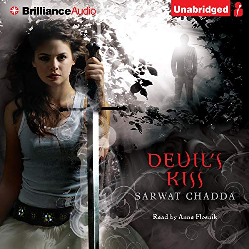 The Devil's Kiss audiobook cover art