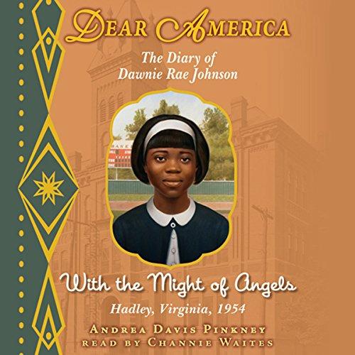 Dear America audiobook cover art