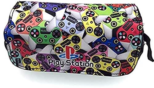 Gioco Gameboy Playstation Astuccio per il trucco Astuccio per cosmetici per ragazze/ragazzi