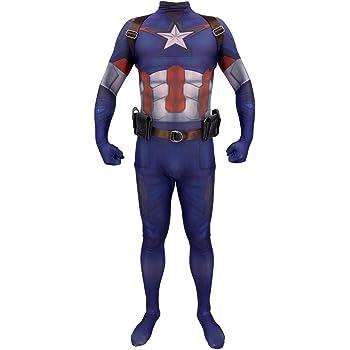 Avengers 4 Disfraces de Anime Captain America Disfraces de Anime ...
