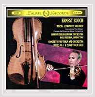 Concerto for Violin & Orchestra / Solo Violin