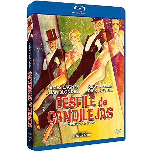 Desfile de Candilejas BDr 1933 Footlight Parade [Blu-ray]