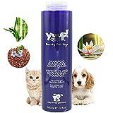 YUUP Shampoo per Cani Manti Chiari 500ML | per Manti più Bianchi e Brillanti, Shampoo Cani, Cani Pelo Lungo, Pelo Corto, Cuccioli Cani, Cani Bianchi, Shampoo Professionale Cane, Profumato, Delicato