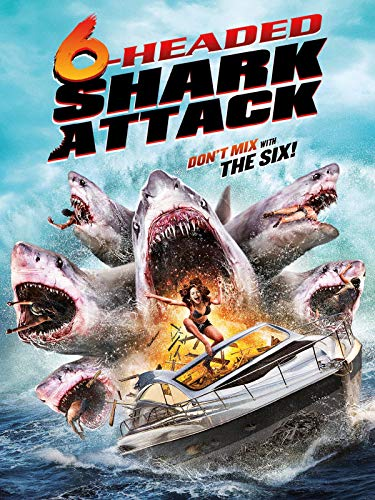 6-Headed Shark Attack: Don't mix with the six!