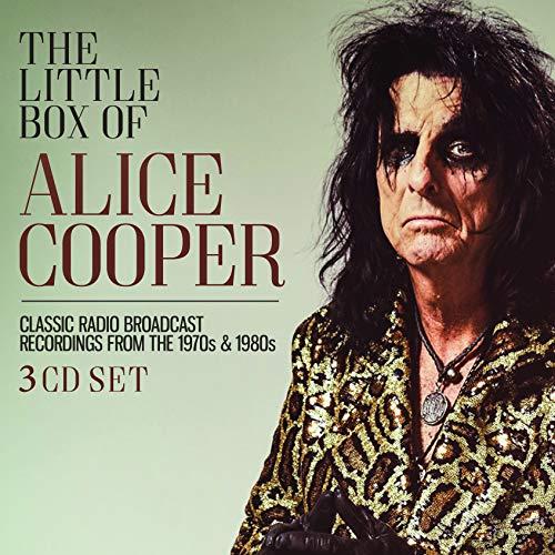 The Little Box Of Alice Cooper (3Cd)