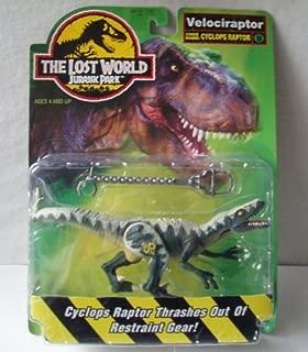 Jurassic Park - The Lost World - Velociraptor - Code Name: Cyclops Raptor