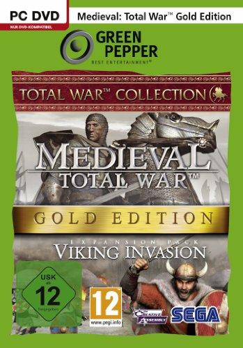 Medieval: Total War Gold [Green Pepper] [Importación alemana]