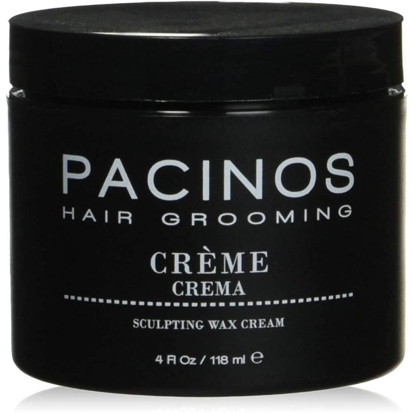 栄光水陸両用同様のPacinos Grooming Elegance Creme, Sculpting Wax Cream 4oz by Pacinos [並行輸入品]