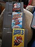 nes super mario - Super Mario Bros 1, 2 & 3 Collector's Set