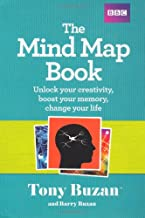 The Mind Map Book: Unlock Your Creativity, Boost Your Memory, Change Your Life