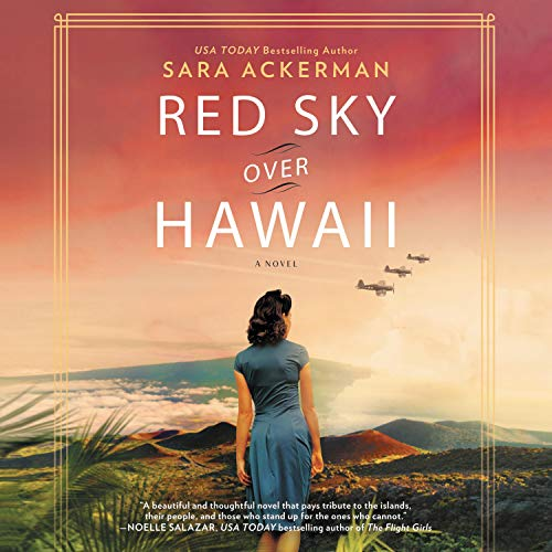 Red Sky over Hawaii cover art