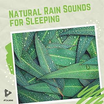 Natural Rain Sounds for Sleeping