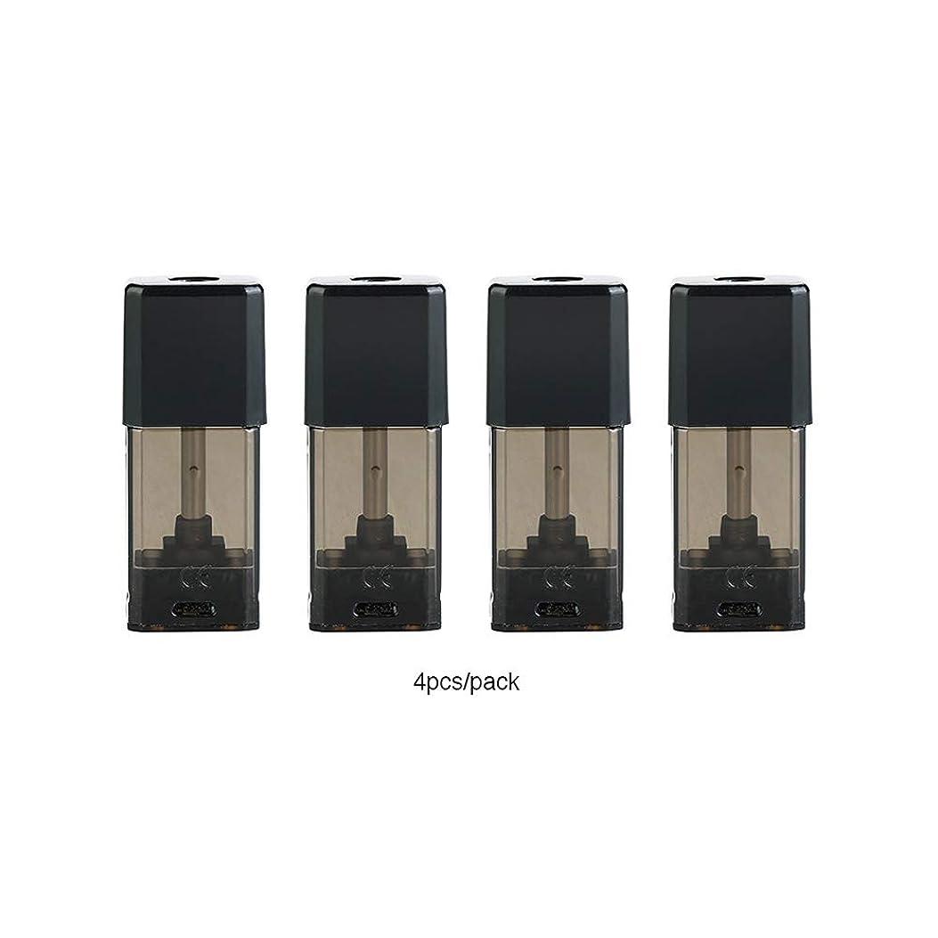 堂々たる葡萄ウィスキーAuthentic VOOPOO DRAG Nano Pod Cartridge 1.0ml (4pcs/pack) 【正規品】電子タバコセット 電子タバコ弾(4つ/箱)
