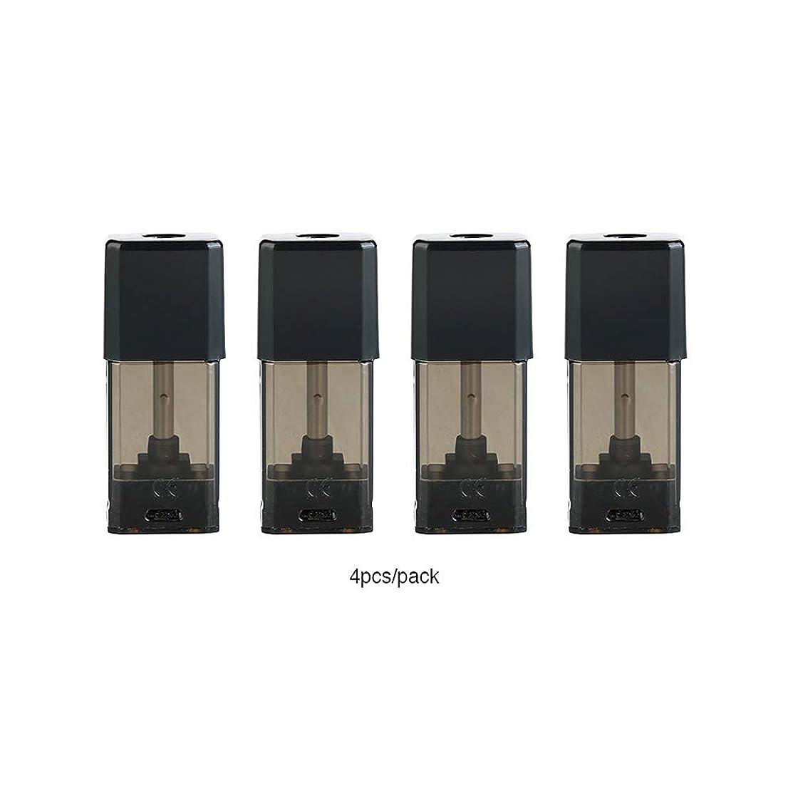 華氏行動うなるAuthentic VOOPOO DRAG Nano Pod Cartridge 1.0ml (4pcs/pack) 【正規品】電子タバコセット 電子タバコ弾(4つ/箱)