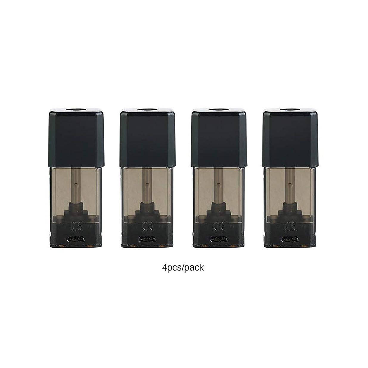 自己もっともらしいモールAuthentic VOOPOO DRAG Nano Pod Cartridge 1.0ml (4pcs/pack) 【正規品】電子タバコセット 電子タバコ弾(4つ/箱)