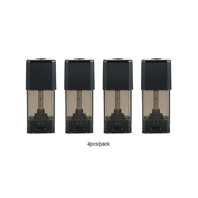ビルチューインガム生理Authentic VOOPOO DRAG Nano Pod Cartridge 1.0ml (4pcs/pack) 【正規品】電子タバコセット 電子タバコ弾(4つ/箱)