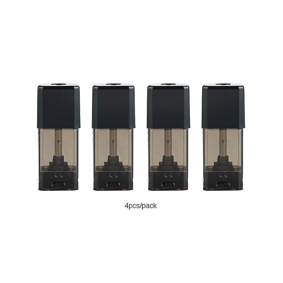 法令過度にポーターAuthentic VOOPOO DRAG Nano Pod Cartridge 1.0ml (4pcs/pack) 【正規品】電子タバコセット 電子タバコ弾(4つ/箱)