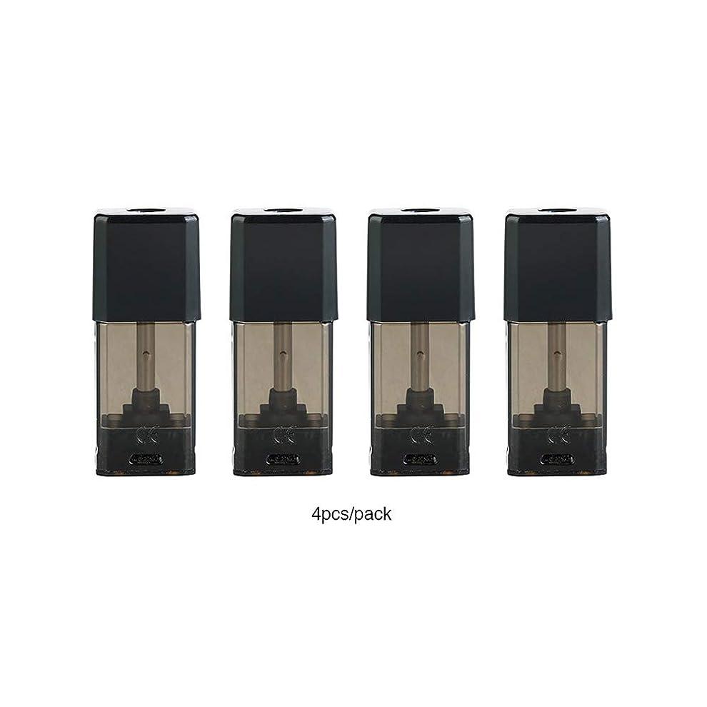 シルク強制的着飾るAuthentic VOOPOO DRAG Nano Pod Cartridge 1.0ml (4pcs/pack) 【正規品】電子タバコセット 電子タバコ弾(4つ/箱)