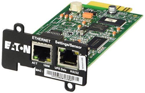 Eaton Electrical Network Card-MS Remote Management Adapter (Network-MS)