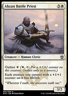 Magic The Gathering - Abzan Battle Priest (1/269) - Khans of Tarkir