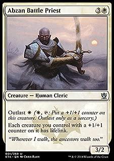 Magic: the Gathering - Abzan Battle Priest (1/269) - Khans of Tarkir