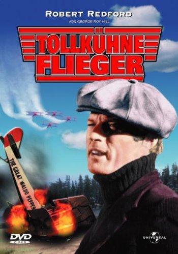 Tollkühne Flieger