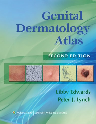 Genital Dermatology Atlas (English Edition)