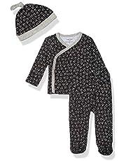 Calvin Klein Baby Newborn Take Me Home Set, Multi-Piece