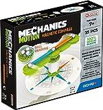 GEOMAG Mechanics, Motion 35 Piezas, construcción magnética, Juegos educativos, Juguete para niños a Partir de 7 años, GMT00