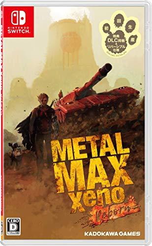 METAL MAX Xeno Reborn(メタルマックスゼノ リボーン) -Switch (【初回生産特典】生誕祭記念特別仕様 初代M...