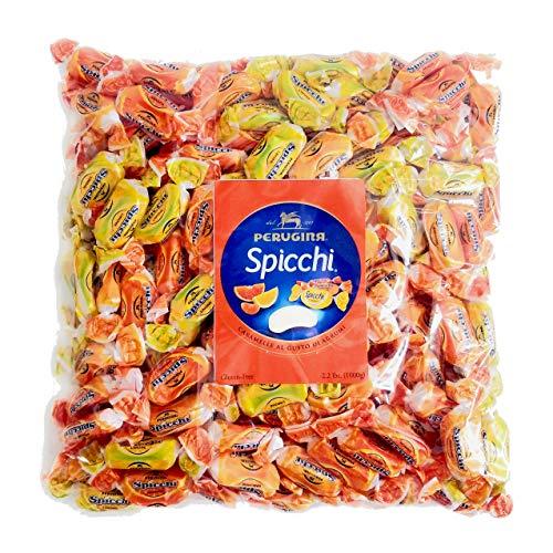 """Spicchi"" Citrus Wedge Candy (2.2 lb. Family Size Bag)"