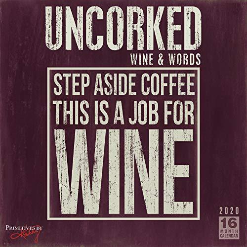 Uncorked! Wine & Words 2020 Calendar