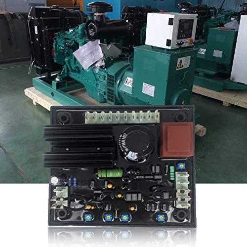Maifa Regolatore di tensione AVR del pannello regolatore R438, regolatore di tensione automatico dei componenti delle parti del generatore AVR R438 per Leroy Somer