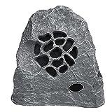 Altavoces para Exteriores, Sz-501 Altavoz para Exteriores para Roca Altavoz Portátil Impermeable, Gris Granito, Adecuado para Comunidades de Fábricas