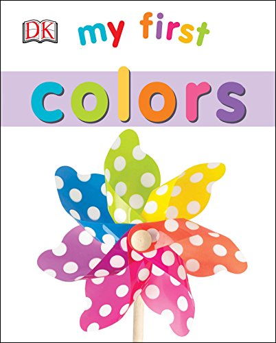 My First Colors (English Edition)