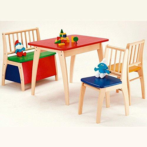 Geuther Bambino Ensemble de mobilier pour enfants 4 pièces Multicolore