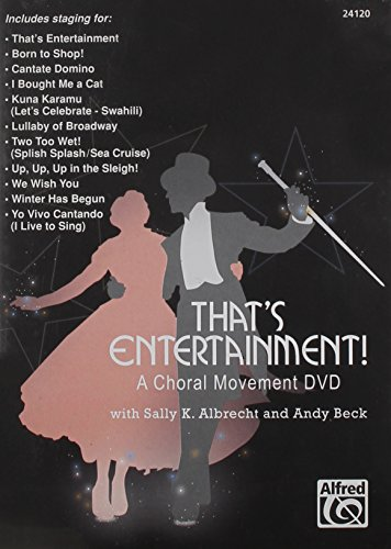 That's Entertainment! A Choral Movement DVD (DVD)