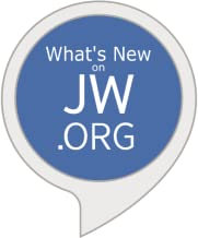 JW.ORG What's New