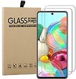 Young & Ming (2 Unidades) Cristal Templado para Samsung Galaxy A714G/5G, 9H Dureza Alta Transparencia Ultra Resistente a Golpes Sin Burbujas