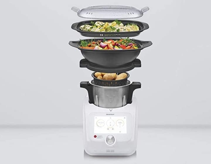 Robot da cucina multifunzione monsieur cuisine connect van silvercrest  unbekannt 290976