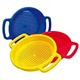 Spielstabil Large Sand Sieve (Made in Germany) - Sold Individually - Colors Vary