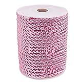 PH PandaHall 5mm/ 18 Yards Twisted Cord Rope Nylon Twisted Cord Trim Thread...