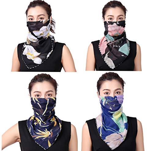 FEOYA - Cycling Sports Scarf Face Guard zum Schutz der Sturmhaube für den Hochzeitsnasenhals beim Skifahren Atmungsaktiver staubdichter Speichelschutz