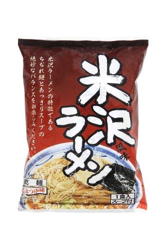 米沢ラーメン×20袋(1ケース) (S)【他社製品との同梱不可】