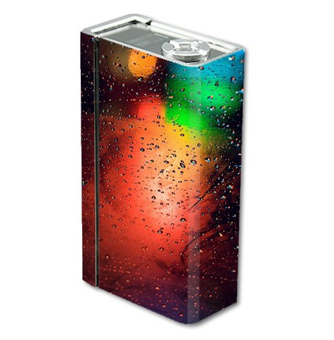 Skin Decal Vinyl Wrap for Smok Xcube 2 BT50 Vape Mod Box / Traffic Lights